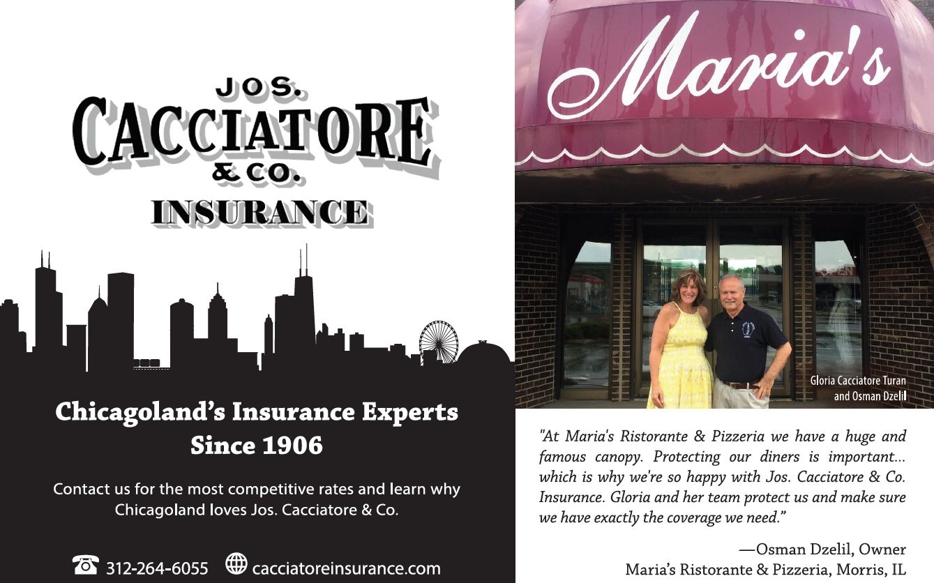 Client reviews chicago insurance company cacciatore for Renters insurance chicago reviews